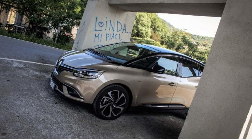 Renault Scenic Bose: Alziamo Il Volume