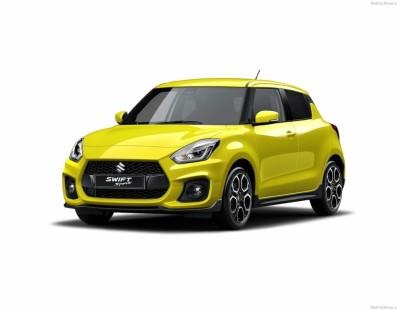 Suzuki Swift Sport: Take It Seriously