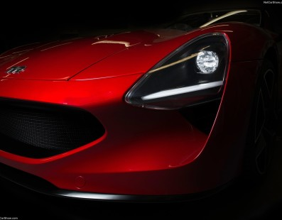 TVR Griffith: Rebirth