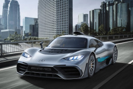 Mercedes-AMG Project ONE: Formula 1 On Steroids (For The Streets!)
