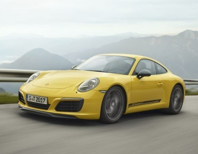 Porsche 911 T: Driving Purity Redefined