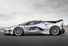 Ferrari FXX K Evo: And The World Stood Still