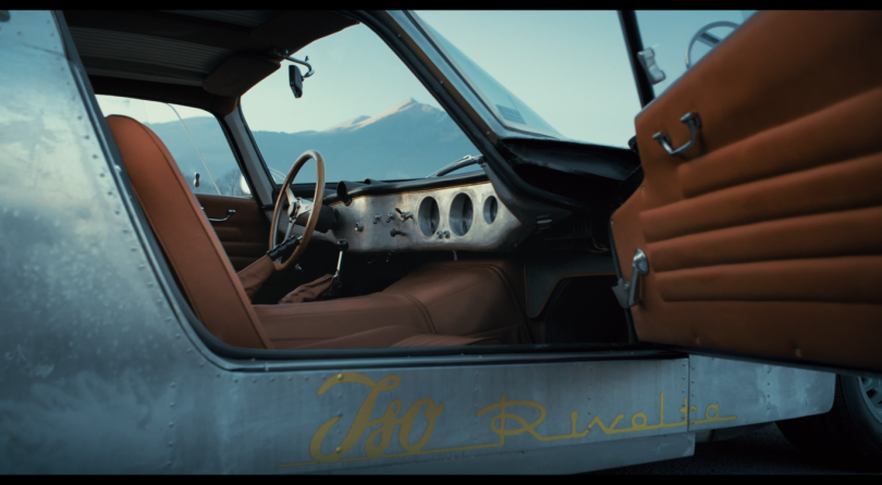 The Iso Rivolta Chronicles: Episode I