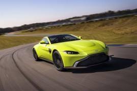 Aston Martin Vantage: La Dinastia E' Al Sicuro