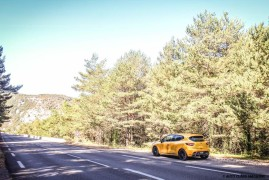 RenaultSport Clio RS: Performance School