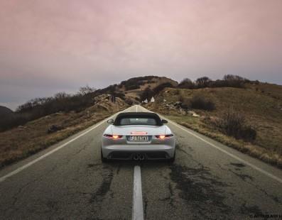 Dovunque Possa Vagabondare Con La Nuova Jaguar F-Type 400 Sport