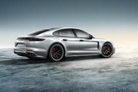Porsche Panamera Turbo/Turbo S: Even Better With A Capristo Exhaust