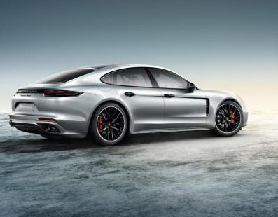 Porsche Panamera Turbo/Turbo S: Più Divertimento Con Scarico Capristo