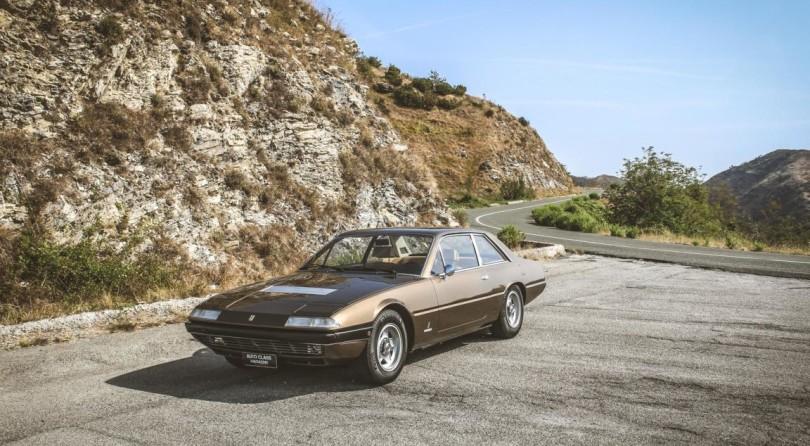 Ferrari 365 GT4 2+2: The Perfect Portrait