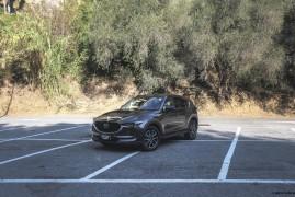 Mazda CX-5: Stop At The Top