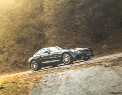 Mercedes AMG GT: Sino Alla Fine Della Strada