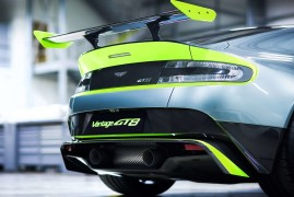 Aston Martin Vantage GT8: In Nomine Racing