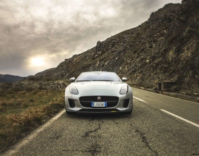 Jaguar F-Type 400 Sport Convertible: An Unexpected Journey