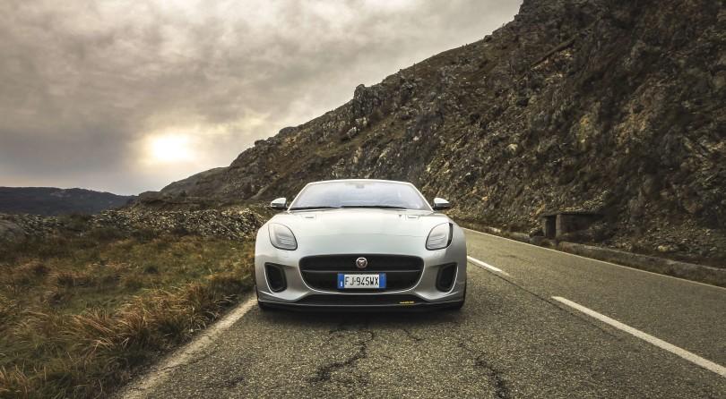 Jaguar F-Type 400 Sport Convertible: Un Viaggio Inaspettato