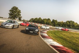 Porsche 911 GT3: All Of Them, On Track!