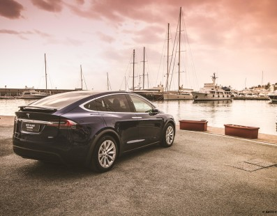 Tesla Model X 100D: The X-Files