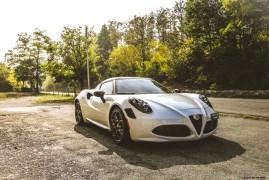 Alfa Romeo 4C: Falling In Love In 4,5 Seconds