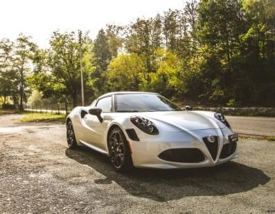 Alfa Romeo 4C: Come Innamorarsi In 4,5 Secondi