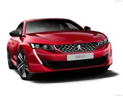 Peugeot 508: La Nuova Berlina Francese E' Pazzesca