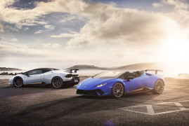 Topless Beauty Comes In The Form of The New Lamborghini Huracán Performante Spyder
