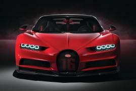 Ammirate La Bugatti Chiron Sport