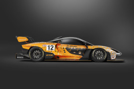 La McLaren Senna GTR E' L'Auto Da Corsa Definitiva