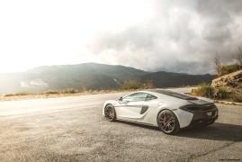 McLaren 570GT: Escapology