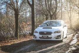 Subaru Levorg: The Outsider