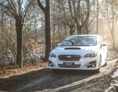 Subaru Levorg: L'Outsider