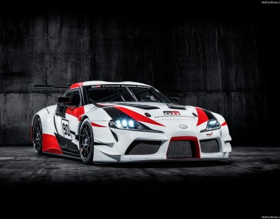 The Toyota Supra Is Back: The 16-Years Wait Is Over At Last