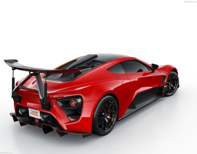 Zenvo And The TSR-S: A Story Of 1.177HP And A Crazy Rear Wing