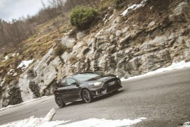 Ford Focus RS: Drive It Irresponsibly