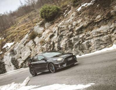 Ford Focus RS: Da Guidare Irresponsabilmente