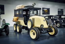120 Years of Renault – Renault Type MH 6 Roues (1924)