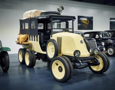 120 Anni di Renault – Renault Type MH 6 Ruote (1924)