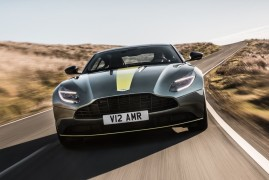 GT Holy Grail: Meet The Aston Martin DB11 AMR