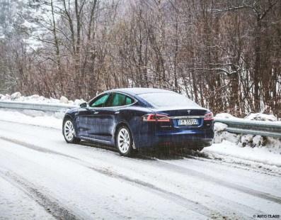 Tesla Model S 100D: Wherever, No Matter What.