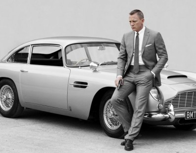5 Most Expensive James Bond Cars Sold On The Consumer Market