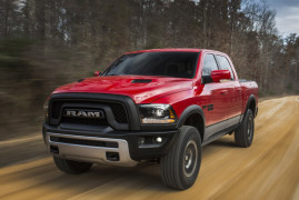 Dodge – The Ram Strikes Back