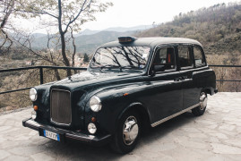 London Taxi: How Much Do You Know About It?