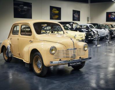 120 Years of Renault – Renault 4CV (1944)