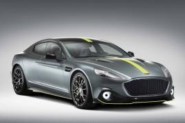 Aston Martin Rapide's Swansong Is A 580HP Super Sedan