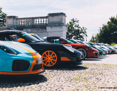 The Porsche Run – Our 70th Anniversary At The Salone Auto in Turin