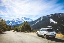 Opel Crossland X: Destination Paradise