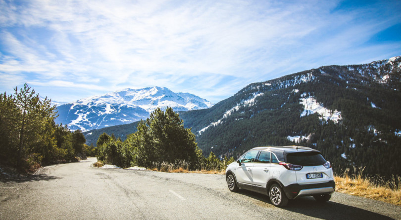 Opel Crossland X: Destination Paradise