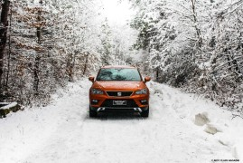 Seat Ateca: Caliente Is The Snow