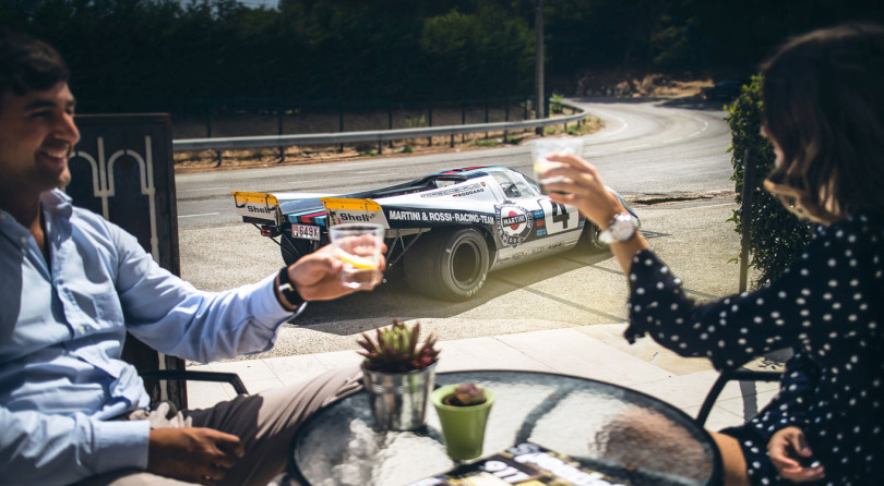 This Porsche 917 Has Become The Ultimate Happy Hour Car!