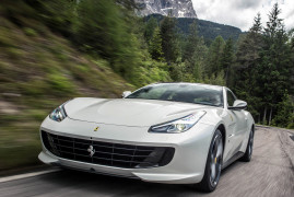 Capristo Turns Up The Volume Of The Ferrari GTC4 Lusso V12