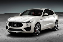 Maserati Levante GTS: Another V8 Powering Modena's SUV
