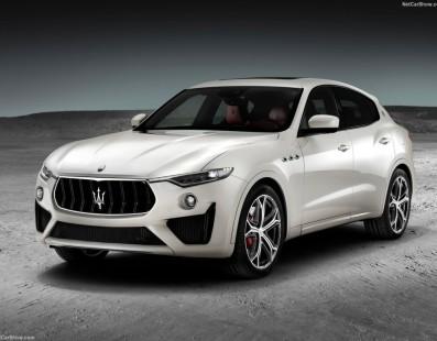 Maserati Levante GTS: Another V8 Powering Modena's SUV